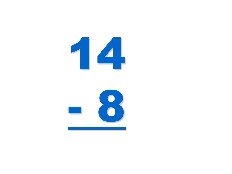 14 - 8