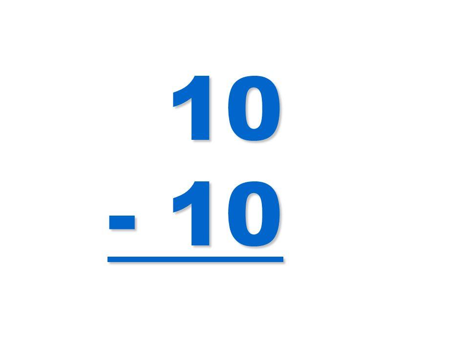 10 - 10