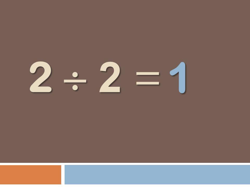 1 2  2 =