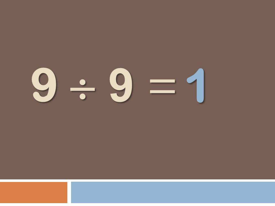 1 9  9 =