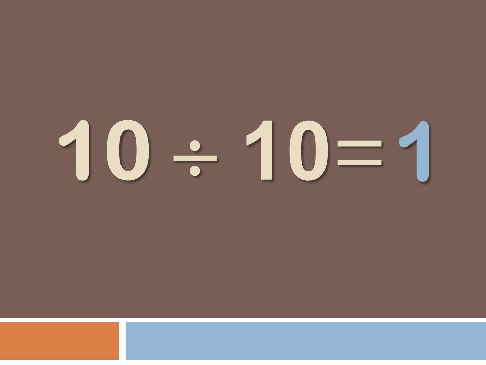 1 10  10=