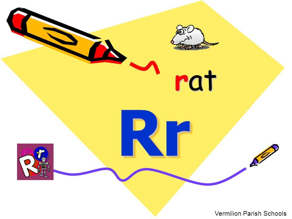 rat Rr Vermilion Parish Schools