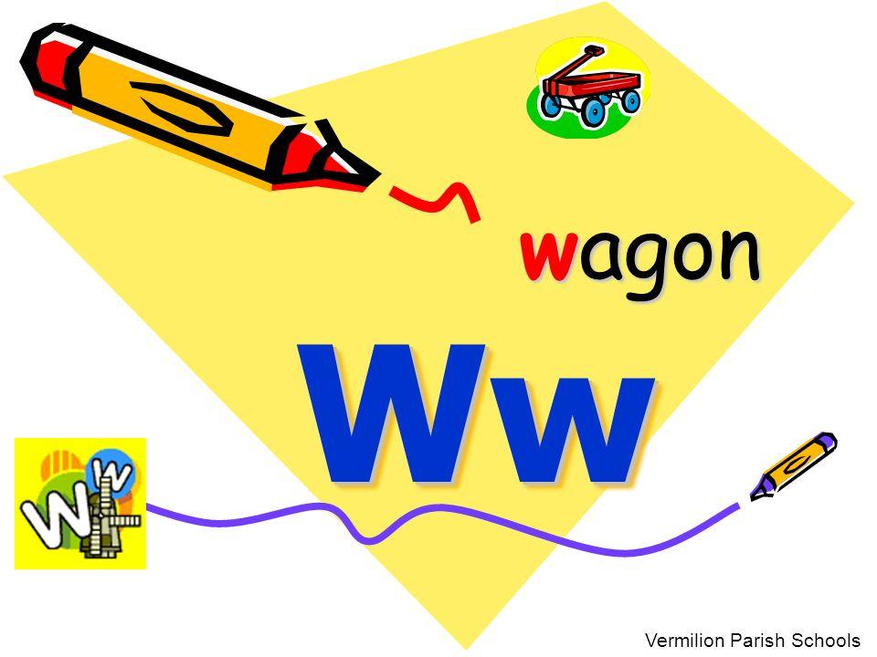 wagon Ww Vermilion Parish Schools