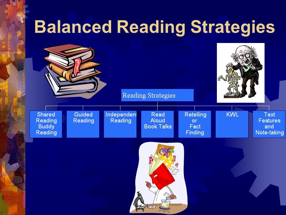 Balanced Reading Strategies
