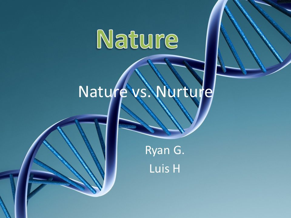 the issue of nature versus nurture in the development of serial killers