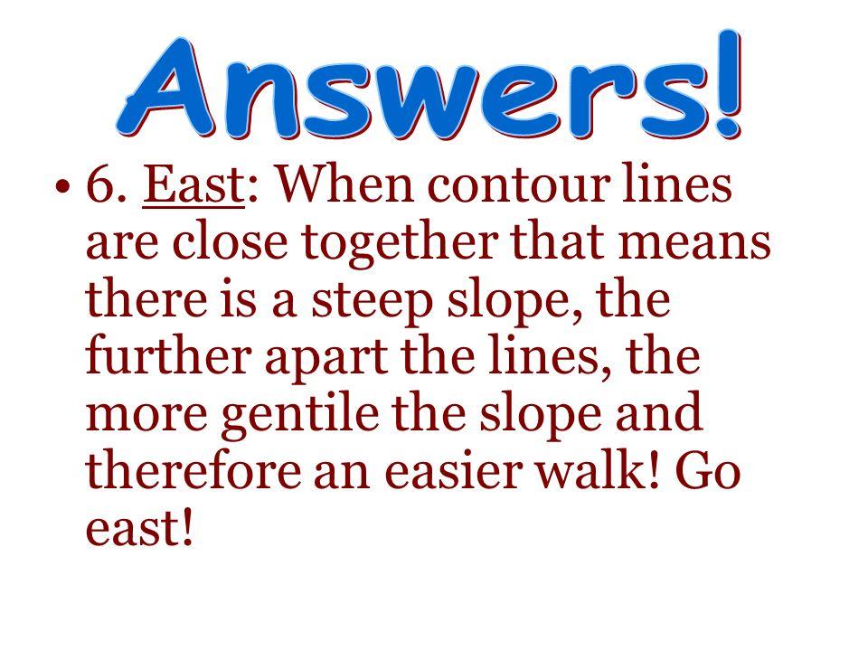 Answers!