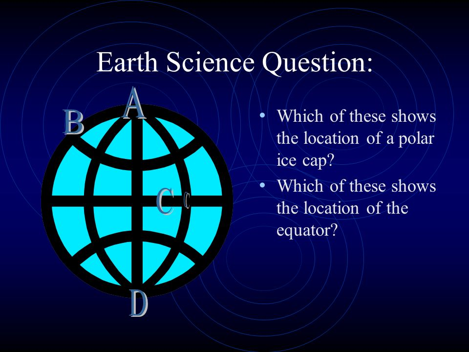 Earth Science Question: