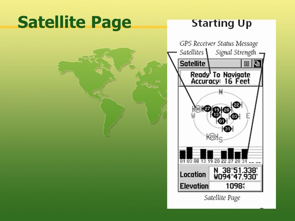 Satellite Page