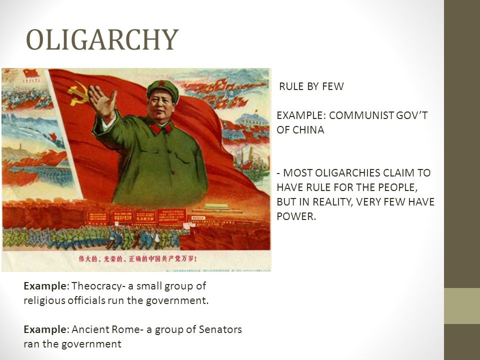 AUTOCRACY OLIGARCHY DEMOCRACY - ppt video online download
