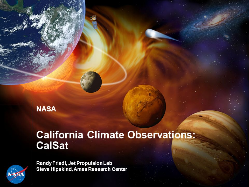 California Climate Observations: CalSat