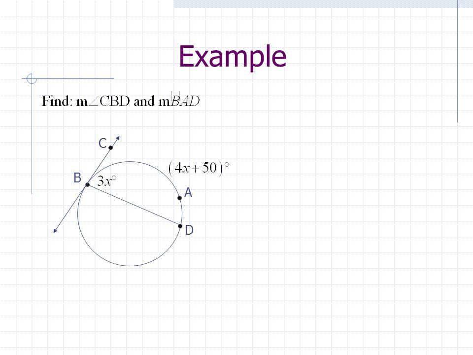 Example C B A D