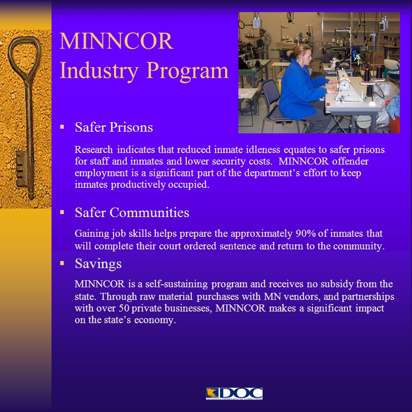 MINNCOR Industry Program