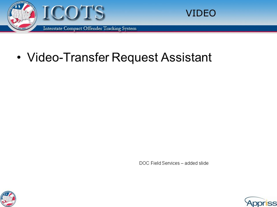 Video-Transfer Request Assistant