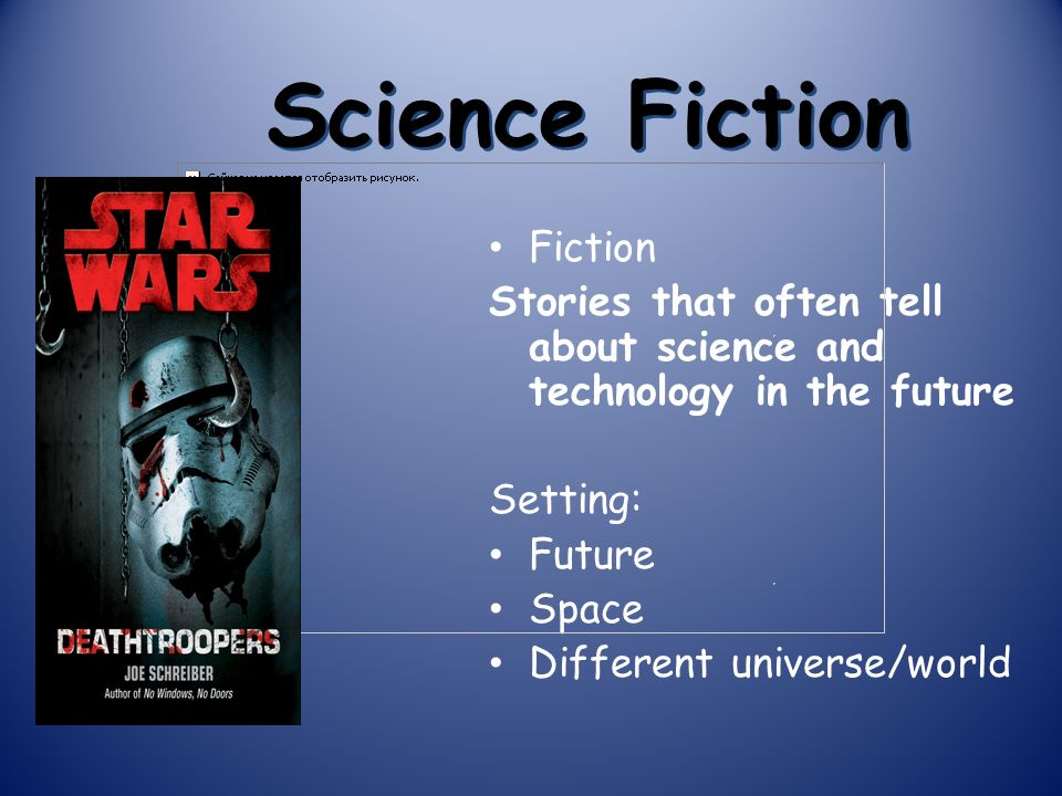 Science Fiction Fiction