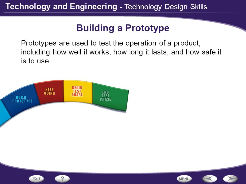 Building a Prototype - Technology Design Skills