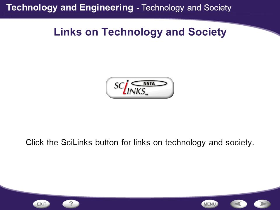 Links on Technology and Society