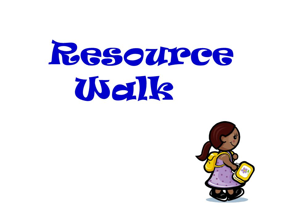 Resource Walk