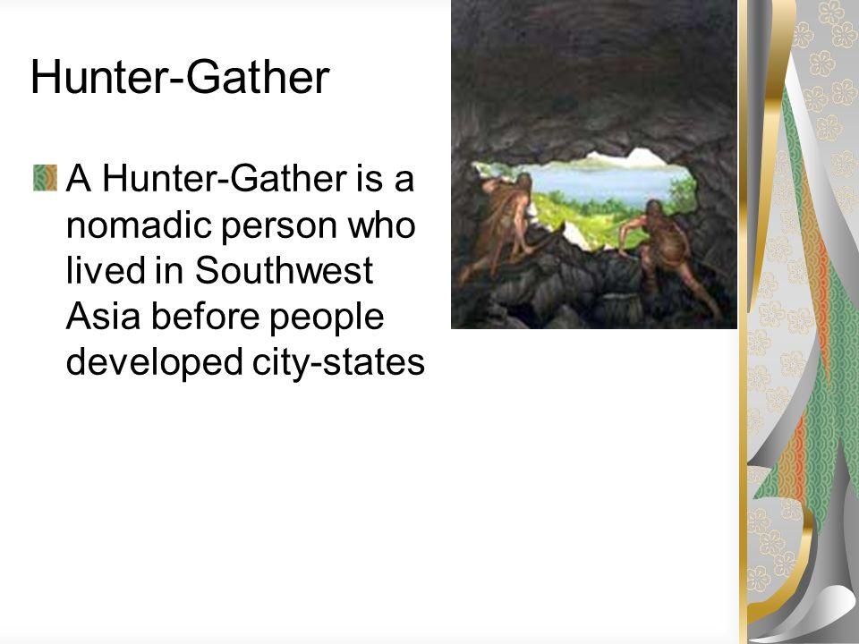 Hunter-Gather
