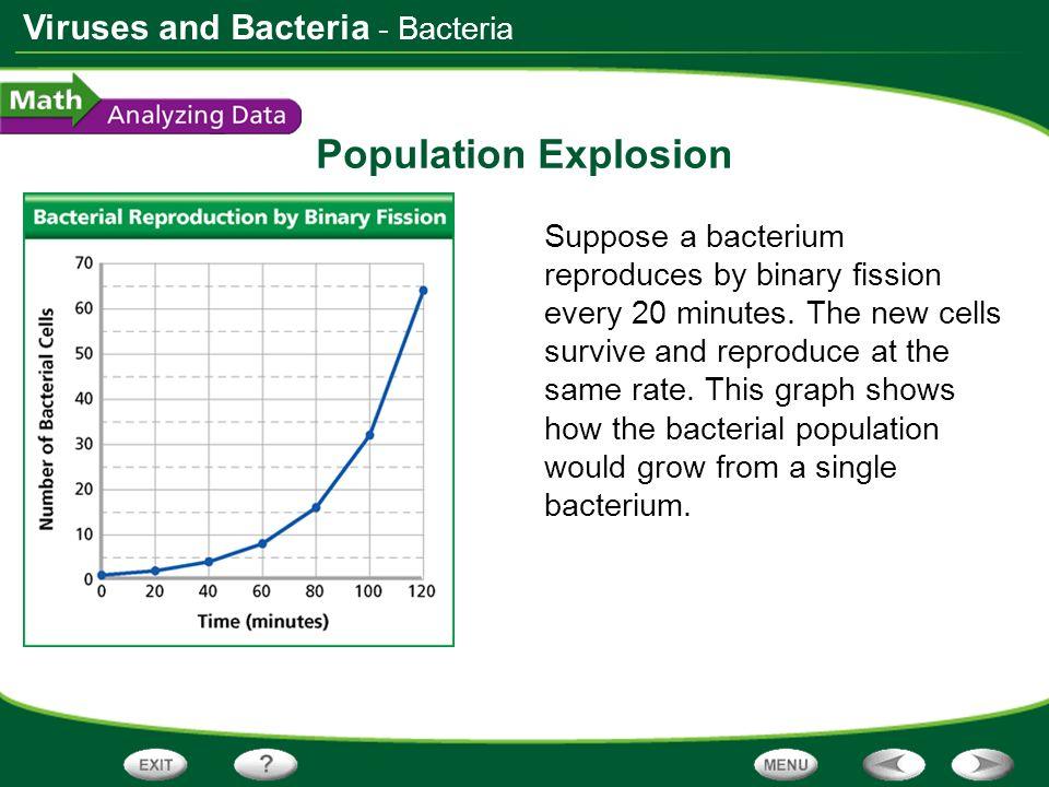 Population Explosion - Bacteria