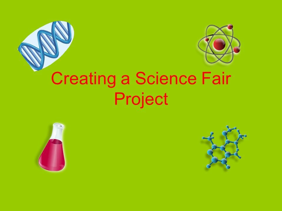 a science project