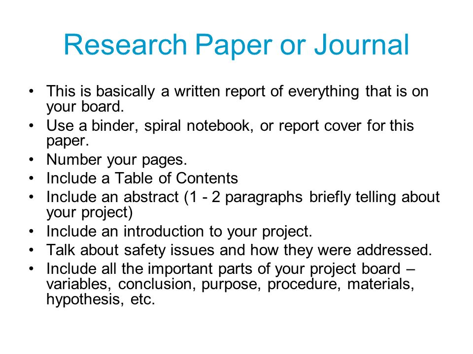 Monday Master Class: How to Build a Paper Research Database