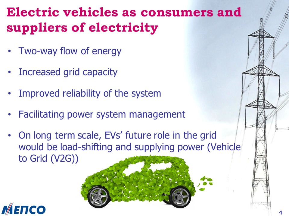 Electric Cars During Peak Load