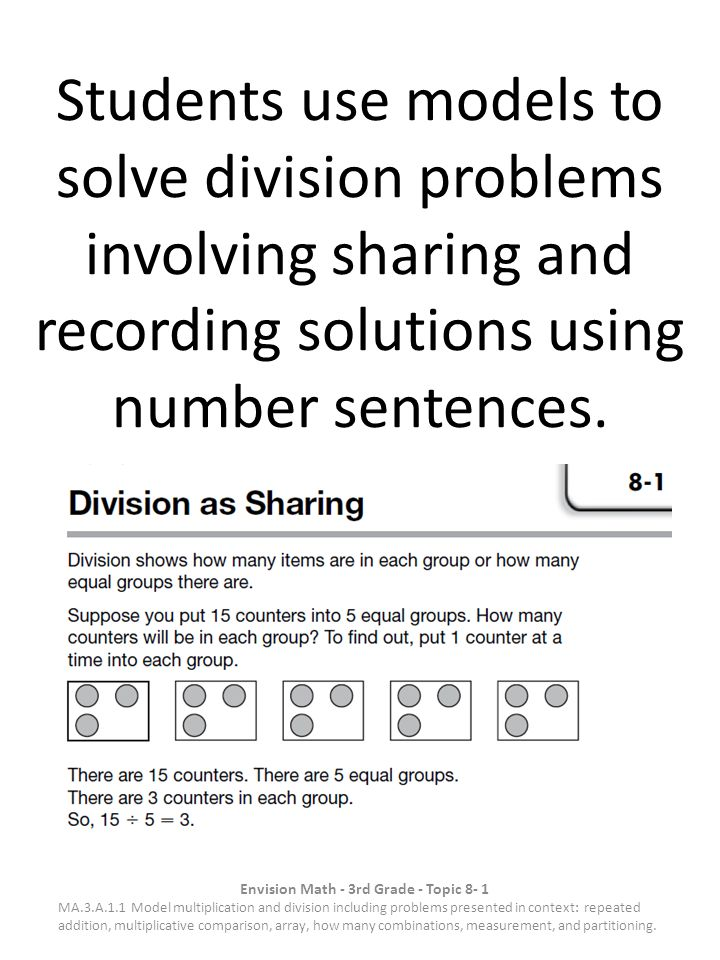 Envision Math - 3rd Grade - Topic ppt video online download