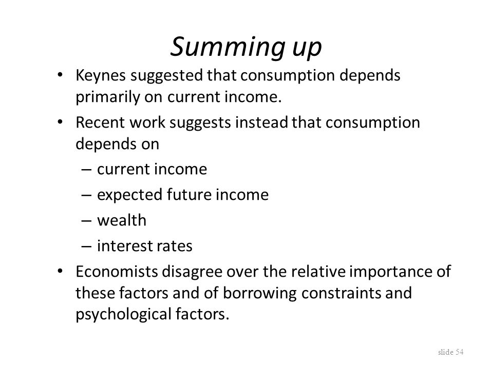 life cycle hypothesis and permanent income hypothesis pdf