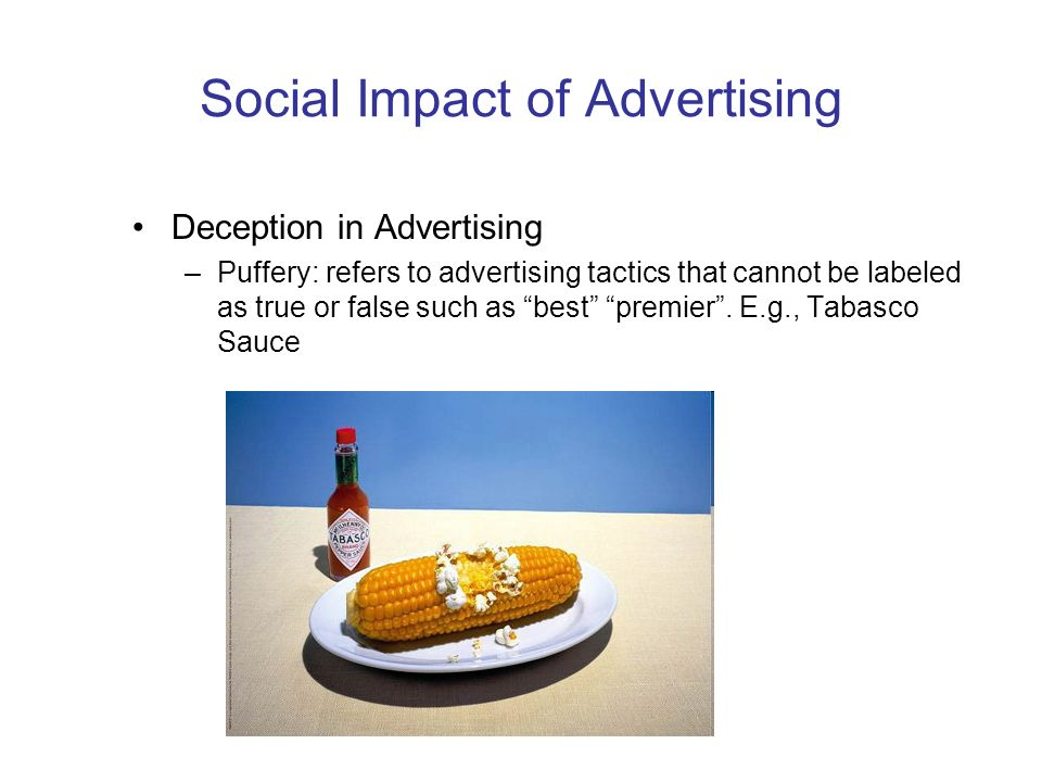 social economic impacts of advertising The purpose of the study was to quantify the economic and employment impacts of advertising the study removed intervening effects (like consumers simply buying a product to replace an old one or a depleted one) to measure the role of advertising itself.