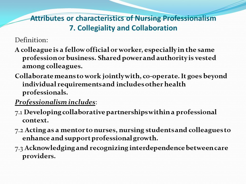 The Top 10 Qualities & Characteristics Every Nurse Should Have