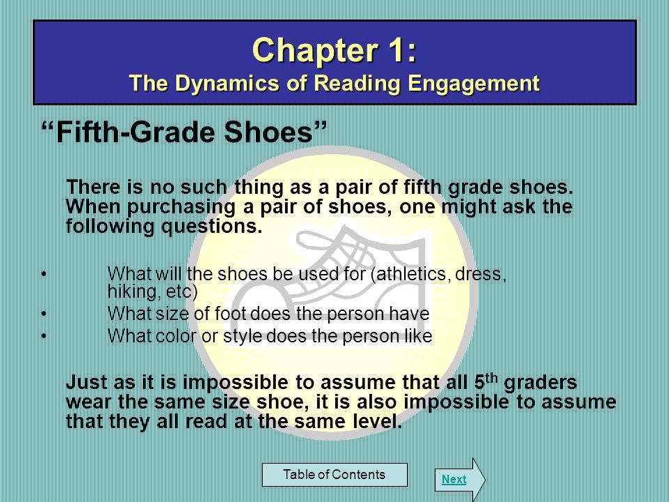 Chapter 1: The Dynamics of Reading Engagement