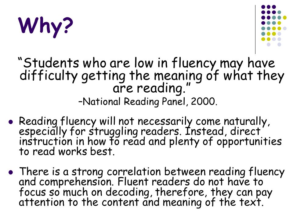 –National Reading Panel, 2000.