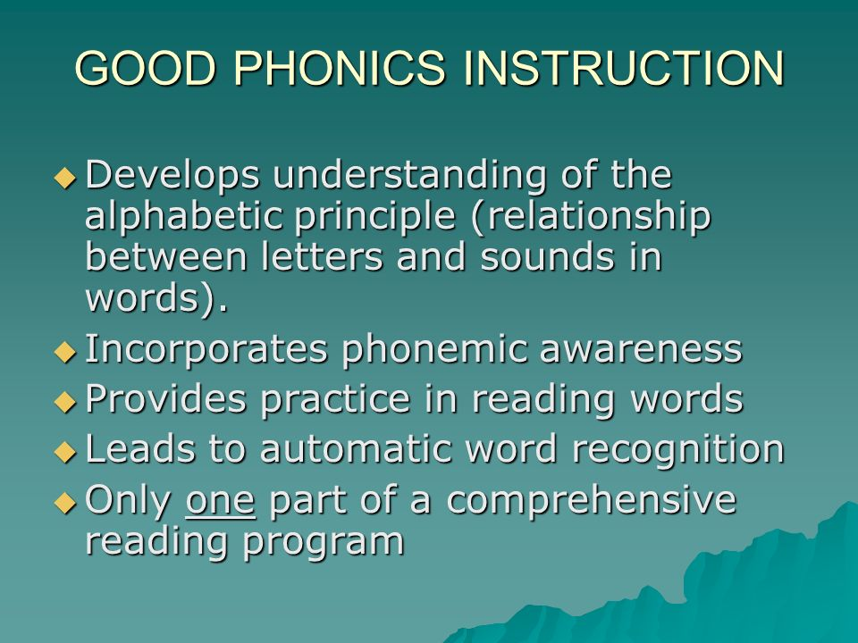 Chapter 6 Phonics Jan Hughes Ppt Video Online Download