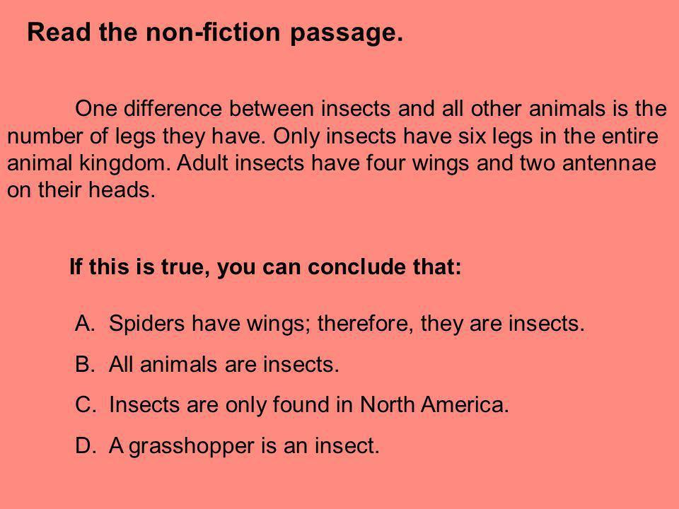 Read the non-fiction passage.