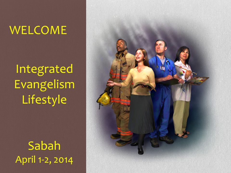 Integrated Evangelism Lifestyle
