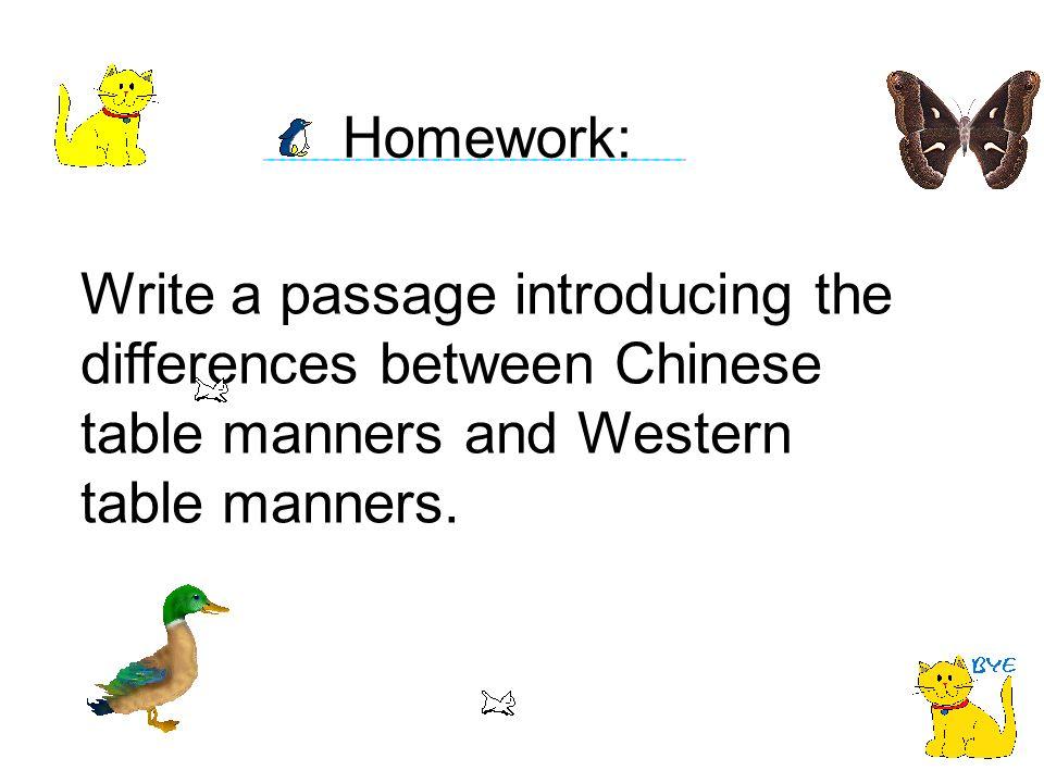 Write a passage