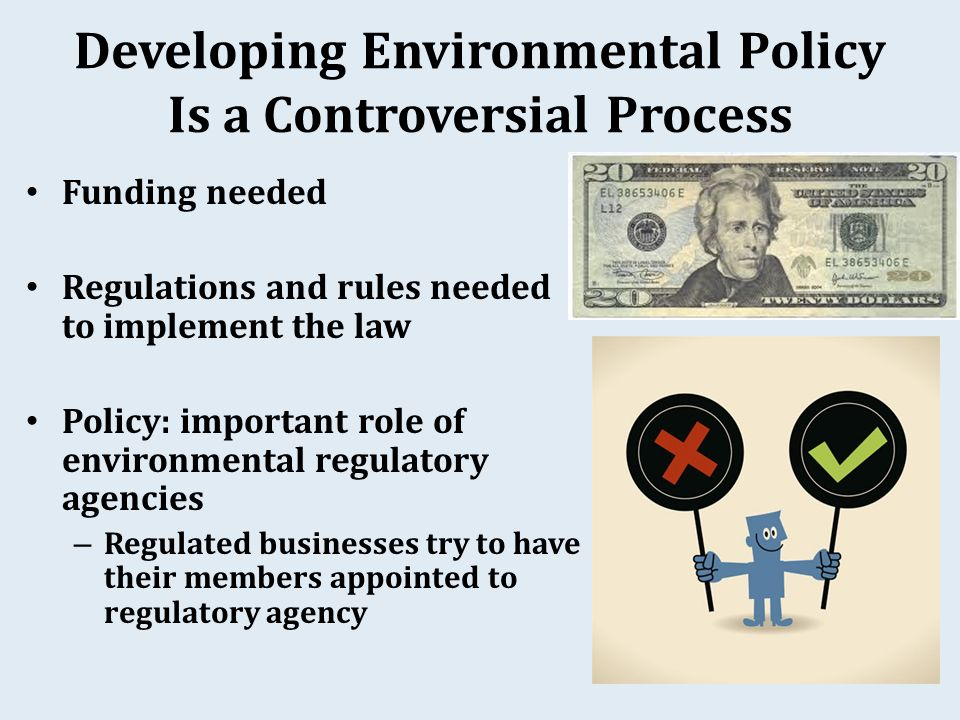 environmental policy sustainability and government regulations essay What the government's doing about sustainable development skip to main content gov  cabinet office environmental policy statement.