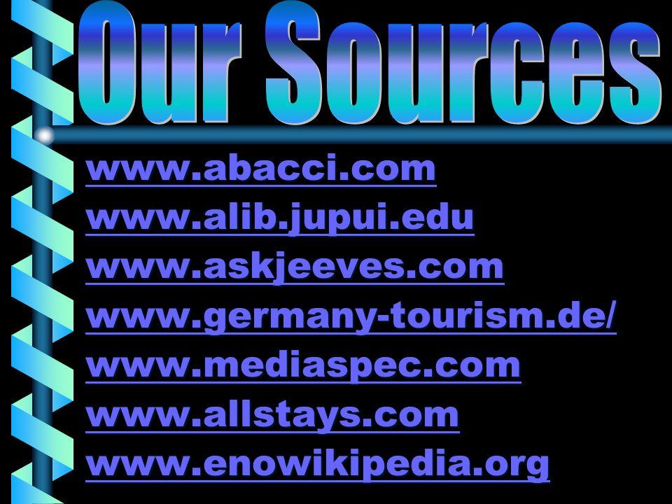 www.abacci.com www.alib.jupui.edu www.askjeeves.com