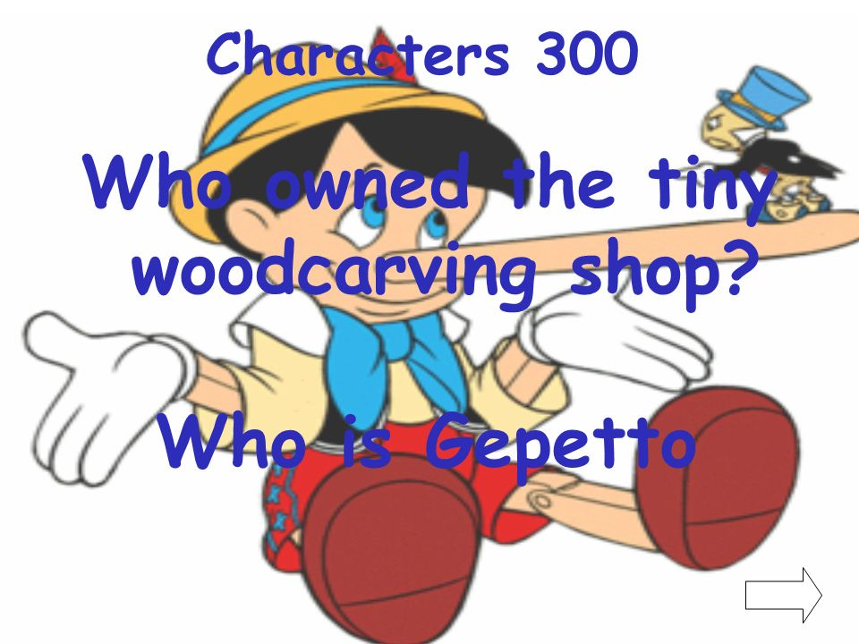 Who owned the tiny woodcarving shop