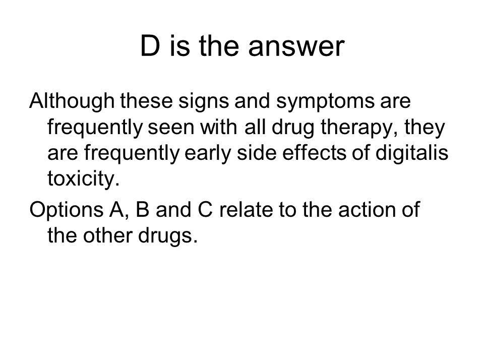D is the answer
