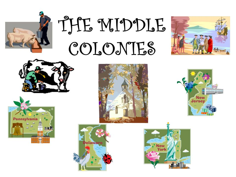 middle colonies economics The pennsylvania colony was one of four middle colonies which  and the southern colonies the pennsylvania colony was one  interesting pennsylvania colony facts.