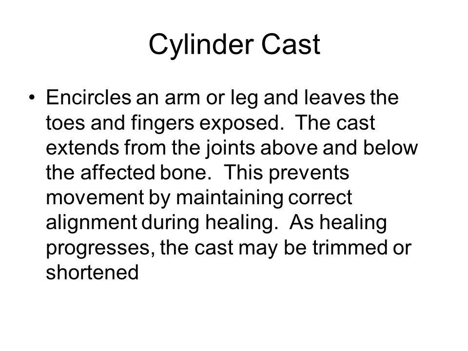 Cylinder Cast