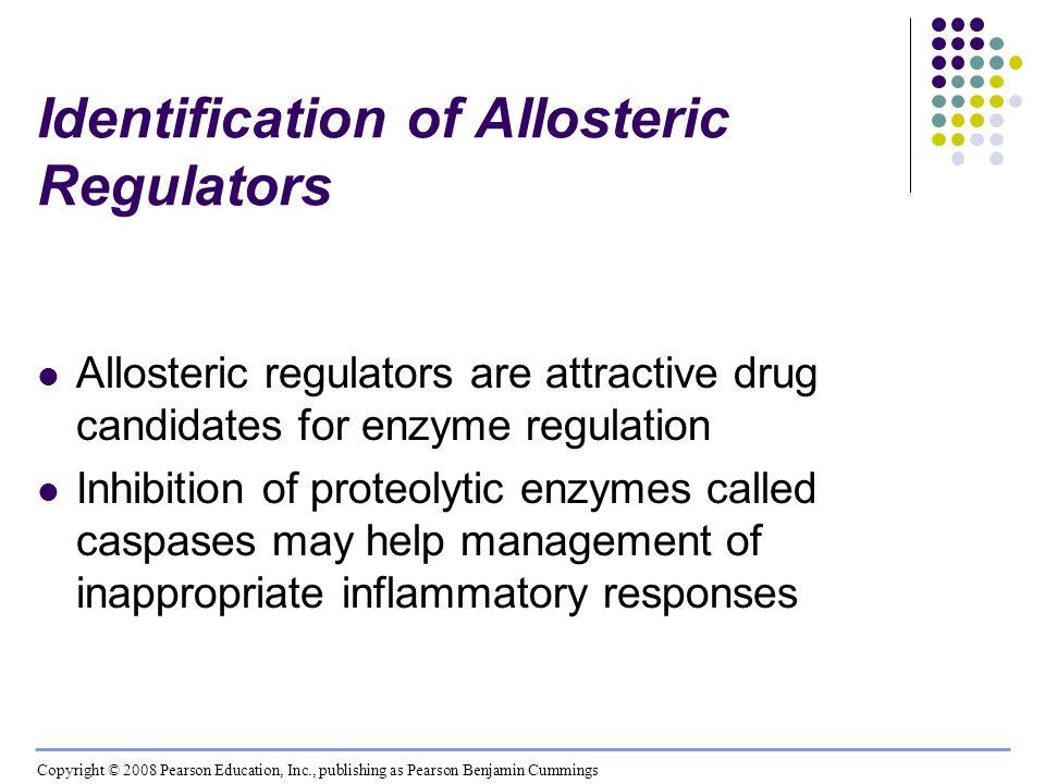 Identification of Allosteric Regulators