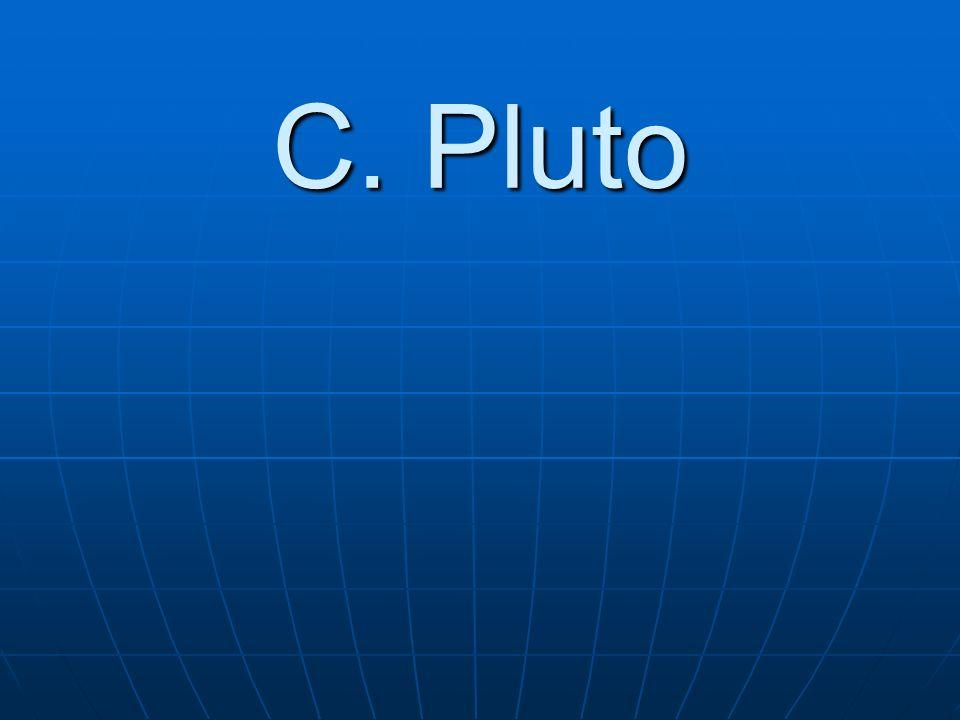 C. Pluto