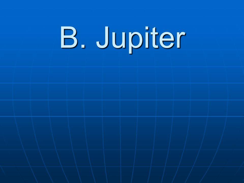 B. Jupiter