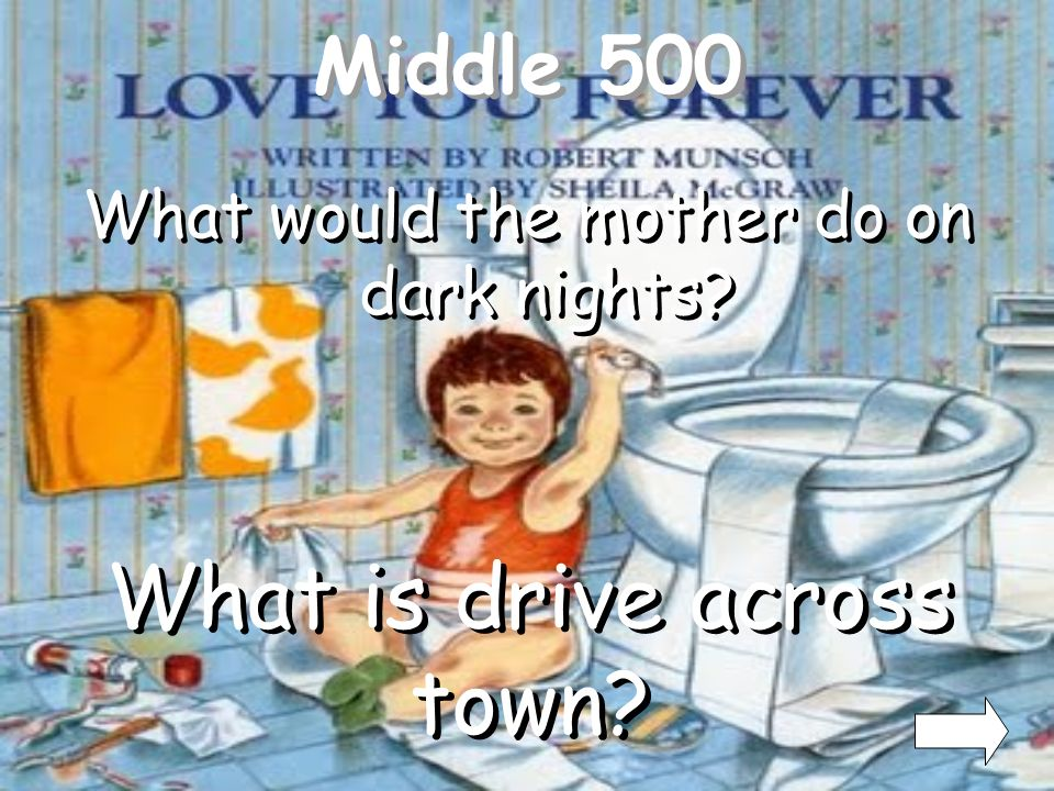 What is drive across town