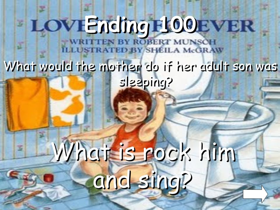 What is rock him and sing