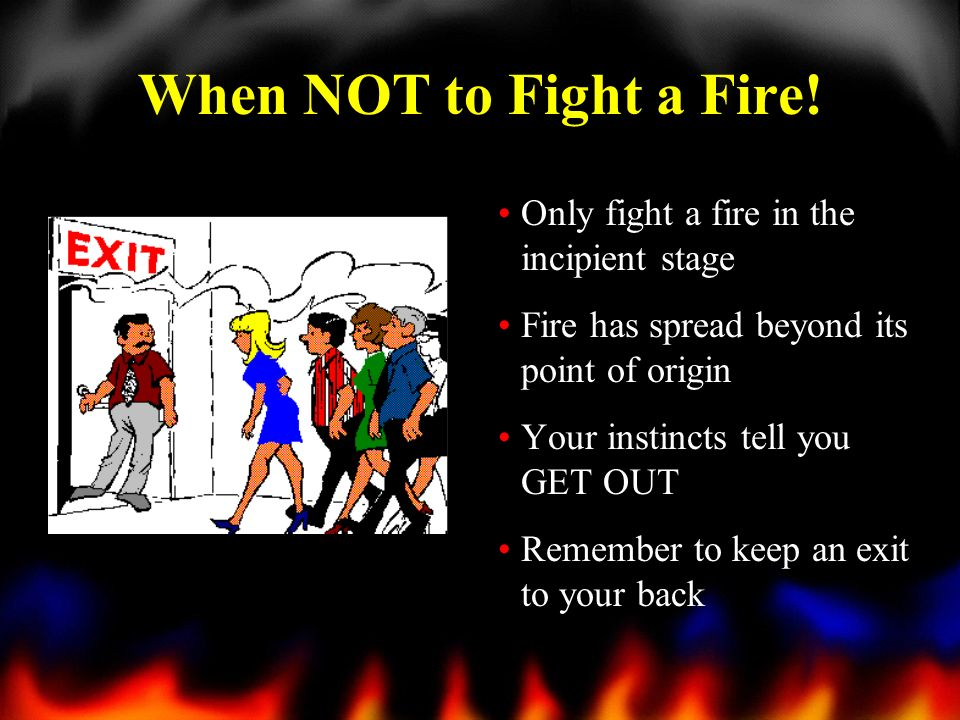 Pre Opening Fire And Life Safety Training Ppt Video
