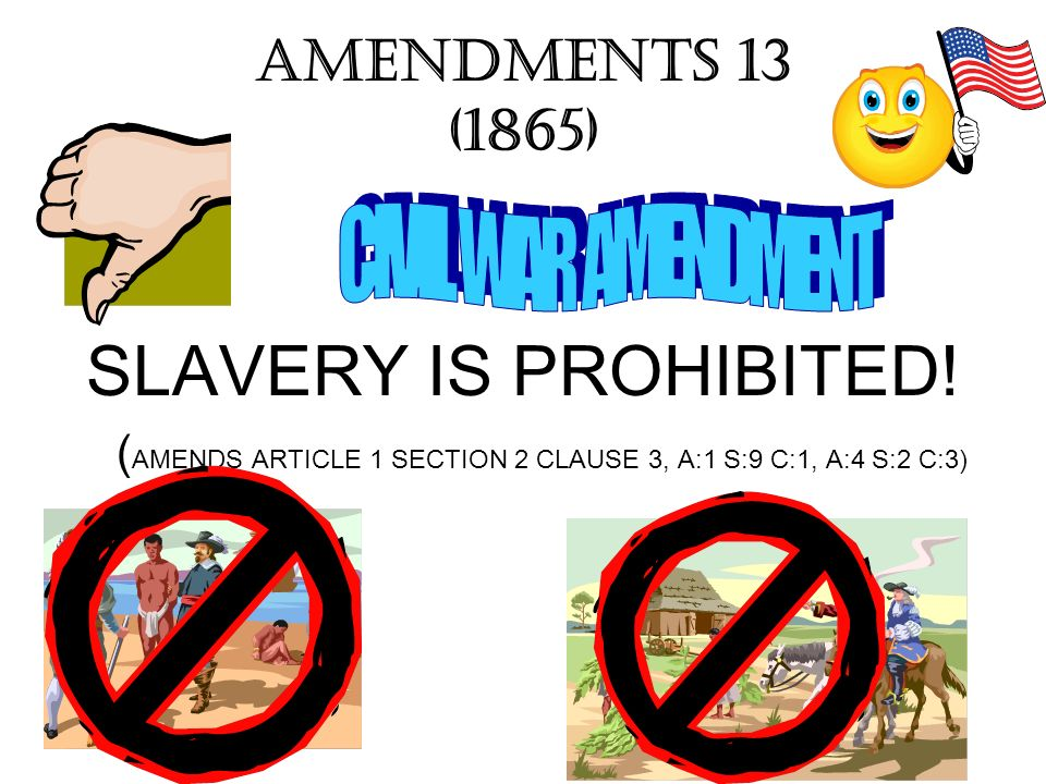 (AMENDS ARTICLE 1 SECTION 2 CLAUSE 3, A:1 S:9 C:1, A:4 S:2 C:3)