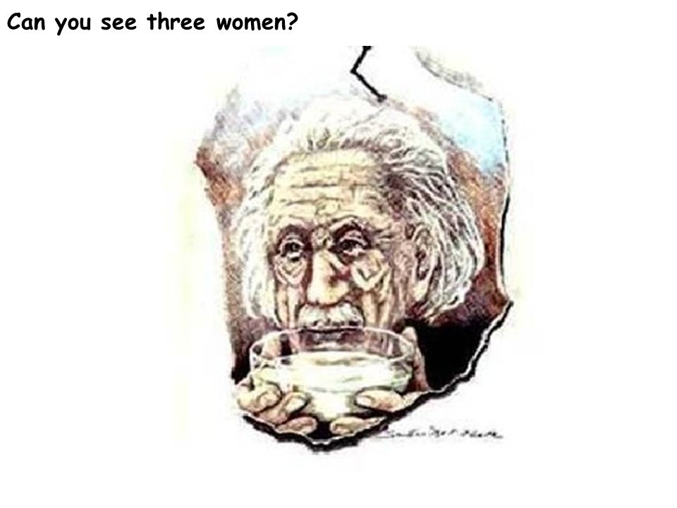 Can you see three women